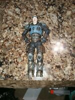 Gears of War 2 Action Figure Damon Baird COG Soldier NECA 7""