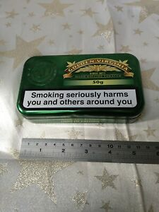 Golden Virginia Tobacco Tin 50g Limited Edition