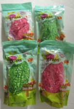Paper Easter Basket Grass 100% Recycled Decorative Craft Projects Set of 12 Bags