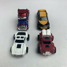 Transformers Minibot and Diecast Optimus Prime Bumble Bee Lot