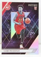 Cam Reddish RC 2019-20 Chronicles Recon Silver Holo Foil Rookie Card #296 Hawks