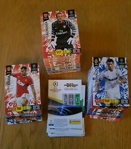 Panini XL UEFA Champions League 2010-2011 - Choose From Base Cards Complete List