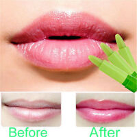 Fashion Magic Temperature Change Color Lipstick Moisture Green to Pink Lip Balm