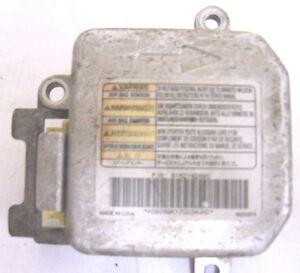 1995-1997 ISUZU RODEO,HONDA PASSPORT AIR BAG SENSOR ECM COMPUTER 8162192890 //