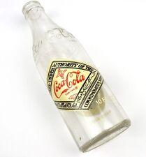 Coca-Cola Columbus Bottling USA Coke Flasche 1976 - 75th Anniversary Bottle