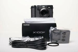 Fujifilm x100f black - In excellent conditions