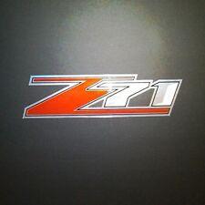 2011-2013 Chevrolet Silverado & GMC Sierra Premium Chrome Z71 Decals 20986188