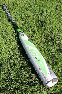 FREE GRIP 2017 Demarini CF Zen 30/20 (-10) USSSA Baseball Bat CBX-17 Good Shape!