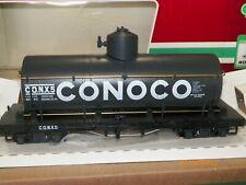 LGB 4080 CONOCO SINGLE DOME 4 AXLE TANK CAR - NIB