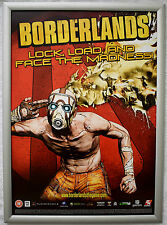 Borderlands Raro Ps3 Xbox 360 42cm X 60 Cm Promo Poster