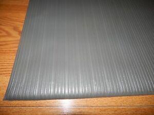3' x 5' x  3/8''Thick Ribber Foam Surface Anti Fatigue Matting Industrial Mats.