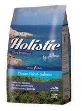 alleva holistic grain free crocchette cane ocean fish e salmon 70% di carne