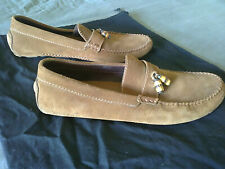 Authentic DSQUARED leather loafers 42