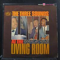 The Three Sounds - Live At The Living Room LP VG SR-60921 1964 Vinyl Record