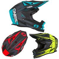 O'Neal 7Series Strain Moto Cross Helm MX Offroad Enduro Quad Motorrad Crosshelm