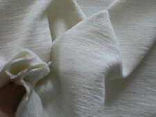 tela para muebles Tela Para Tapizar Chenille Crema Blanco Tela Telas
