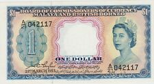 More details for p1a malaya & british borneo dollar a over 21 banknote in mint condition