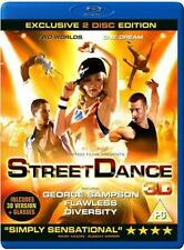 STREETDANCE 3D - Street Dance *BRAND NEW BLU-RAY REG B*