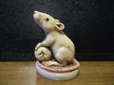 Harmony Kingdom Finky Mouse Uk Made NetsUke No Box
