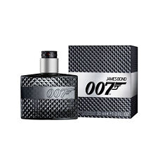 James Bond 007 30ml-75ml Eau de Toilette Aftershave Spray Fragrance For Men