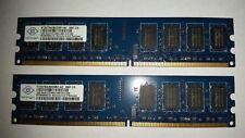 4GB KIT RAM for ABIT I-G31, I-N73H,  I-N73HD Motherboard (2GBx2 memory) (B15)