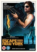 Nuovo Escape From New York DVD