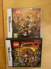 LEGO Indiana Jones 1 And 2. The Original Adventures And The Adventure Continues