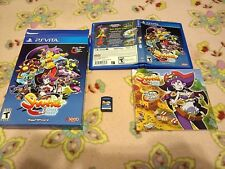 Shantae: Half-Genie Hero - Risky Beats Edition PS VITA Sony PsVita Complete
