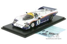 Porsche 956 - Holbert / Haywood  Schuppan - 24h Le Mans 1983 - 1:43 Spark 43LM83