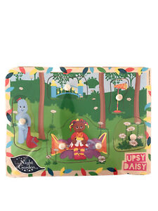 In The Night  Garden Upsy Daisy Wooden Peg Puzzle Age 12M+