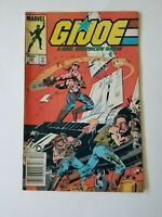 G.I. JOE A Real American Hero # 30 (1984) Marvel Comics GI Joe