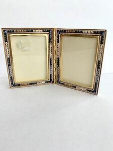 Filippini & Paoletti Italian Micro Mosaic Picture Frame - Double Closing Frame