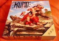 KUMO HOGOSHA SUMO BOARD GAME EXCELLENT COMPLETE CONDITION RARE 2015 RARE GAME