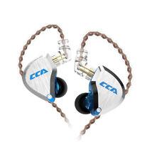 CCA C12 12 Unit Hybrid technology Noise-Cancelling Monitor HIFI In Ear Earphones