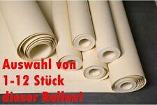 1-12 Stück Malervlies AUSWAHL 10-120qm Schutzvlies 450g/m²! Tapete Rollen B-Ware