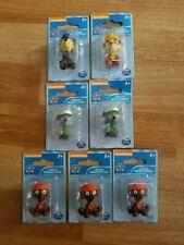Set Of 7 Paw Patrol Mini Figures Figurines Zuma Rocky Chase Rubble