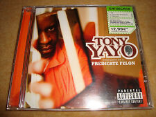 Tony Yayo-Thoughts of a prédicat FELON (G-unit 50 cents Eminem)