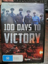 100 Days To Victory (DVD, 2019)