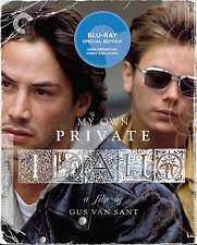 NEW!!! My Own Private Idaho (Blu-ray Disc, 2015, Criterion Collection)
