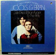 JULIE DRISCOLL, BRIAN AUGER + TRINITY - Jools & Brian - '69 Capitol label LP