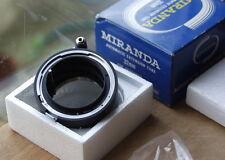 Genuine Miranda Cierre Tubo III 32mm para Sensorex etc.