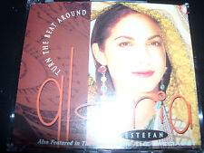 Gloria Estefan Turn The Beat Around Australian 7 Track Remixes CD Single