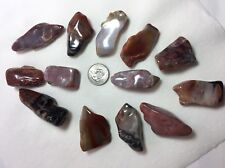 13 Beautiful Large Polished Lake Superior Agates