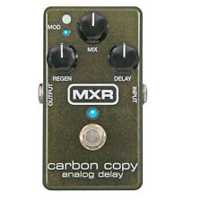 Dunlop MXR M169 Carbon Copy Analog Delay Pedal