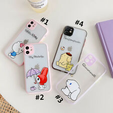 Cute Hello Kitty TPU Clean Phone Case Cover For iPhone 11 Max X 8 7 XR SE 2020