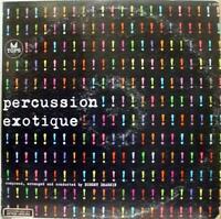ROBERT DRASNIN percussion exotique LP VG TOPS L 1964 Vinyl  Record