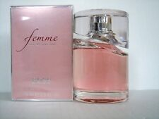 Hugo Boss Femme 75ml Eau de Parfum Spray NEU in Folie