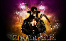 "WWF WWE Wrestling UNDERTAKER  Fridge Magnet 2.5"" x 3.5"" Photo Magnet #3"