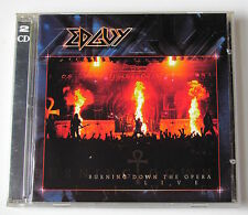 EDGUY...BURNING DOWN THE OPERA (LIVE) ...2 CD