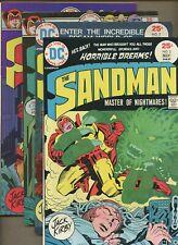 Sandman 2,3,4 * 3 Book Lot * Master of Nightmares! Jack Kirby! DC